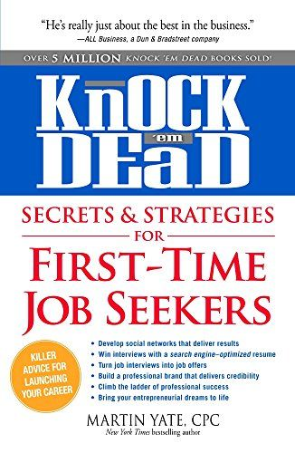 34 best human resources management images on pinterest human secrets strategies for first time job seekers martin yate available in the fandeluxe Gallery