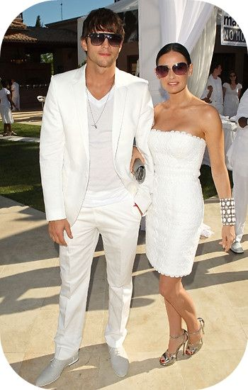 What to Wear to a White Party (With Pictures!)