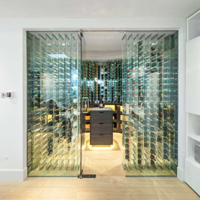 40 Incredible Examples Of In Home Wine Cellars   Airows Part 25