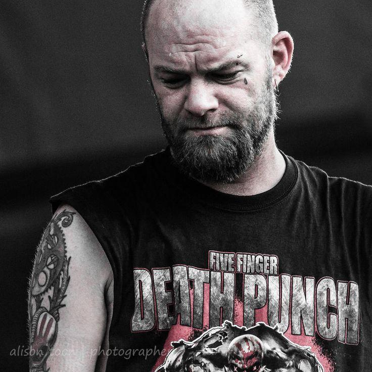 Ivan Moody, vocals, Five Finger Death Punch