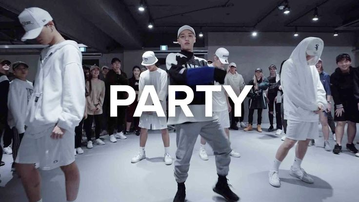 Chris Brown - Party ft. Gucci Mane, Usher / Junsun Yoo Choreography