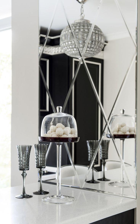 стеклянная ваза для конфет