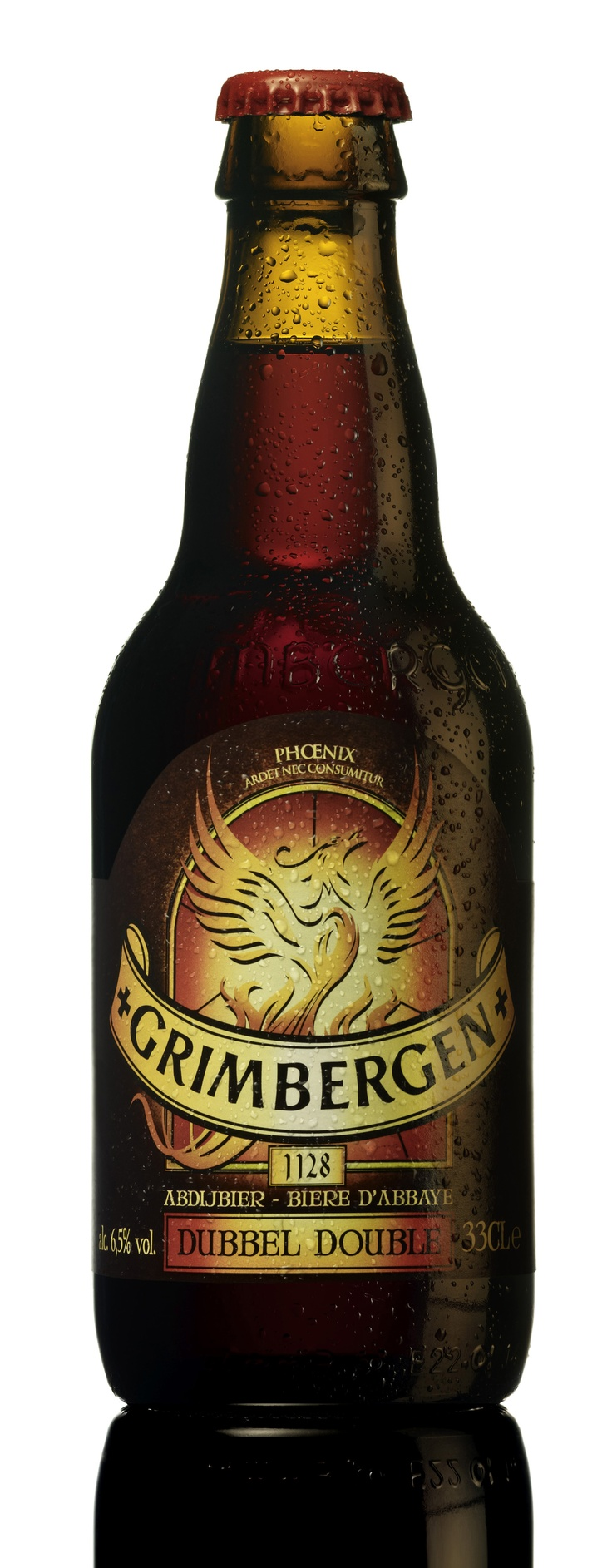 So far...my favorite beer.  Grimbergen Dubbel