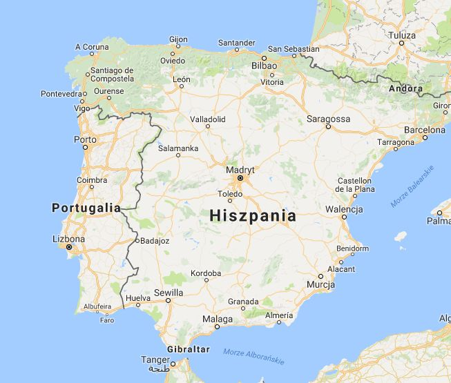 spain interactive plant hardiness zone map for gardening