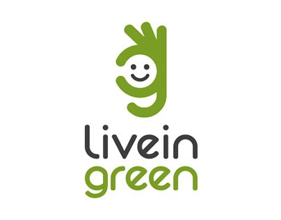 "@Behance portfolio: ""Логотип Live In Green ""https://www.behance.net/gallery/51548911/logotip-Live-In-Green"