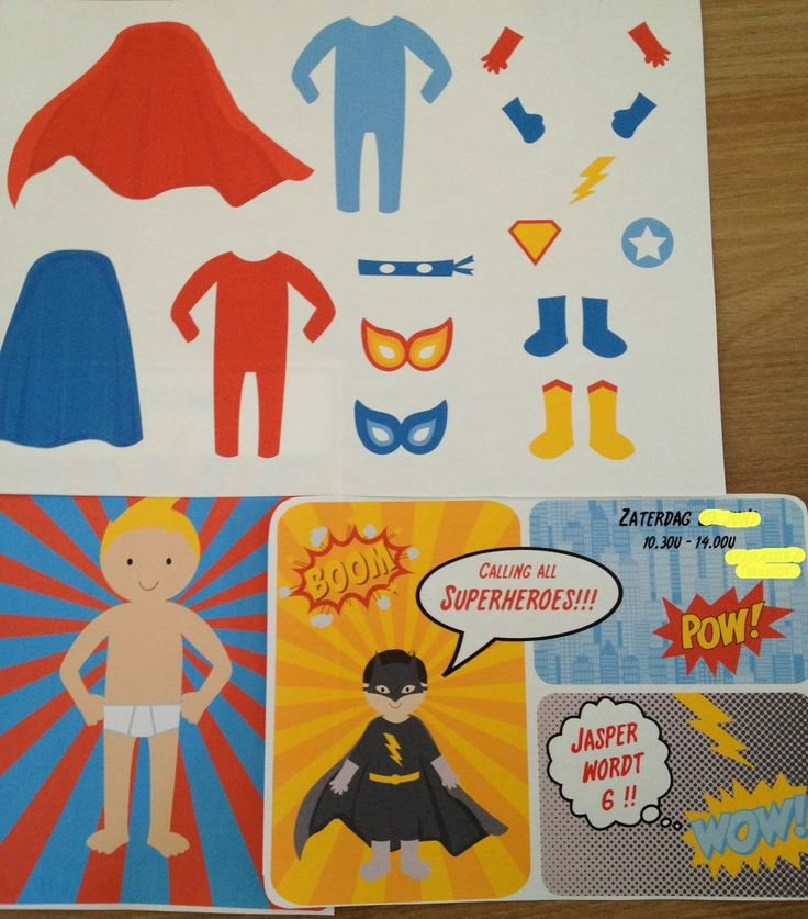 Fabulous 72 best Kleuters: thema superhelden images on Pinterest  UB57