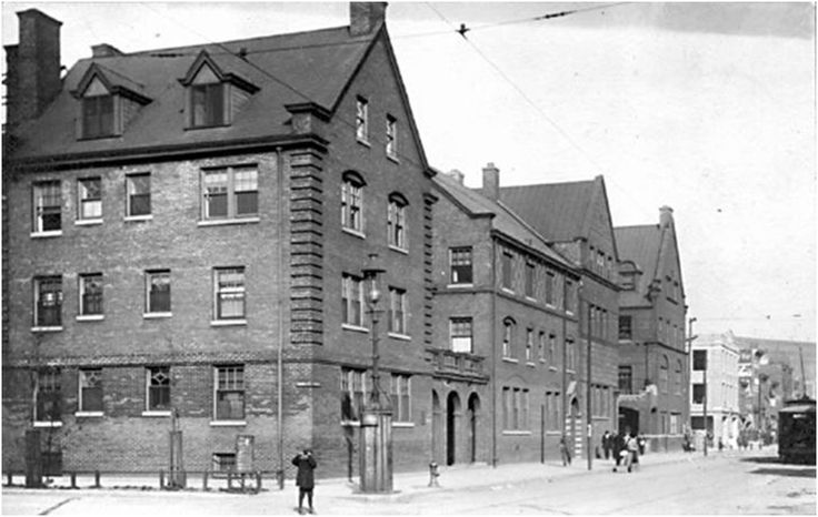 Hull House in Chicago