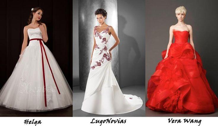 Красное свадебное платье в новосибирске