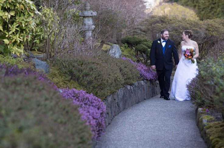 Wedding Photography Victoria Bc: Weddings At The Butchart Gardens. #loveblooms