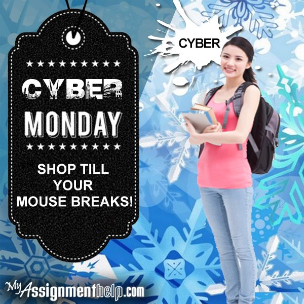 Let's be real, #CyberMonday is just a good reason to spend the Monday after a holiday weekend online shopping all day at work.