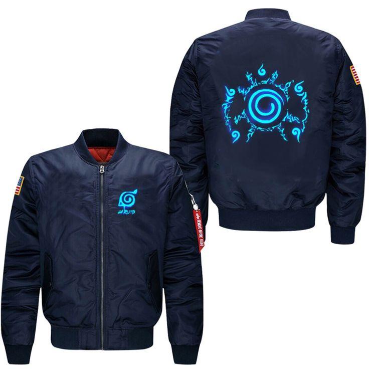 naruto shippuden jacket hot topic