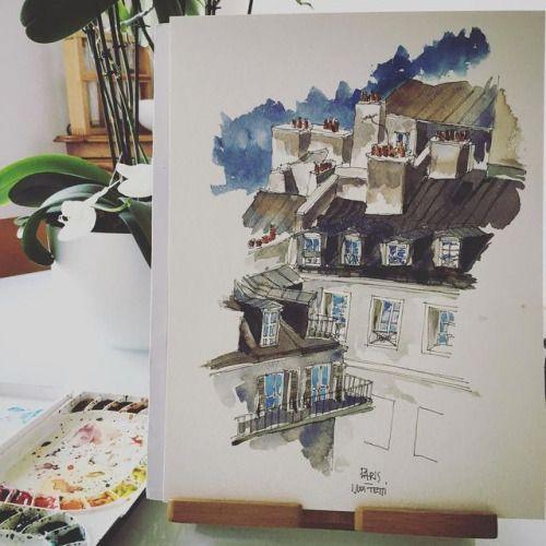 Parigi e i suoi tetti