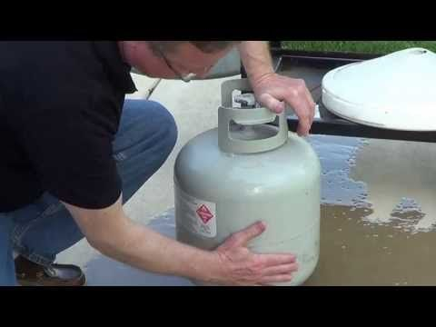Simple Trick Lets You Know How Much Propane Is Really In Your Tank. - The Good Survivalist