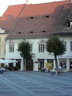 Sibiu- Piata Mica si Piata Mare