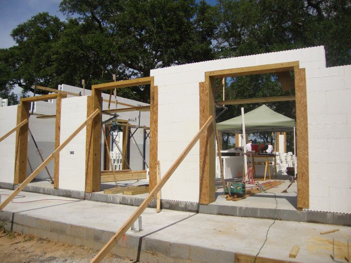 117 best images about icf walls on pinterest for Icf built homes