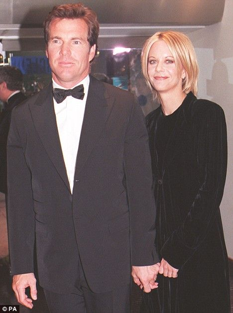 Dennis Quaid hits back at ex-wife Meg Ryan after she claims he ...