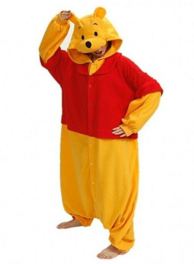 Anime Cosplay Pyjamas Costume Hoodies Animal Adult one pie Unisex Fancy Dress UK