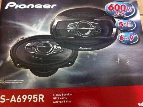 pioneer speakers 6x9. pioneer ts-a6995r 6\ speakers 6x9