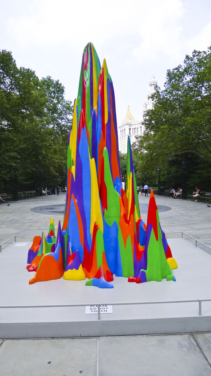 sol lewitt sculpture i like this it puts color where color generally isn 39 t seen design. Black Bedroom Furniture Sets. Home Design Ideas