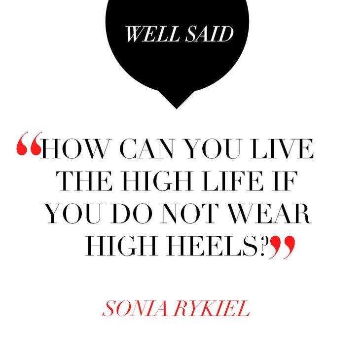 High Life and Heels