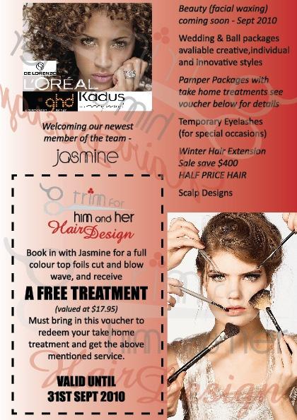 Hair salon flyer Salon Advertising in 2018 Pinterest Salons