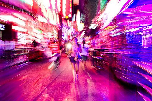 Red-Light-District-Bangkok - Crazy Thailand on GlobalGrasshopper.com