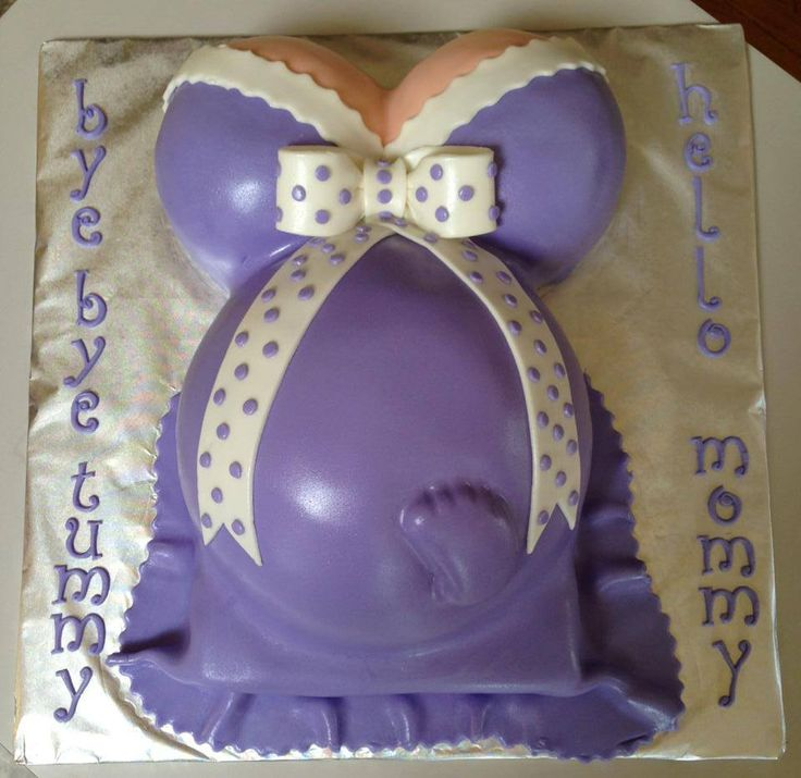 76 Best Images About Baby Bump Cakes On Pinterest