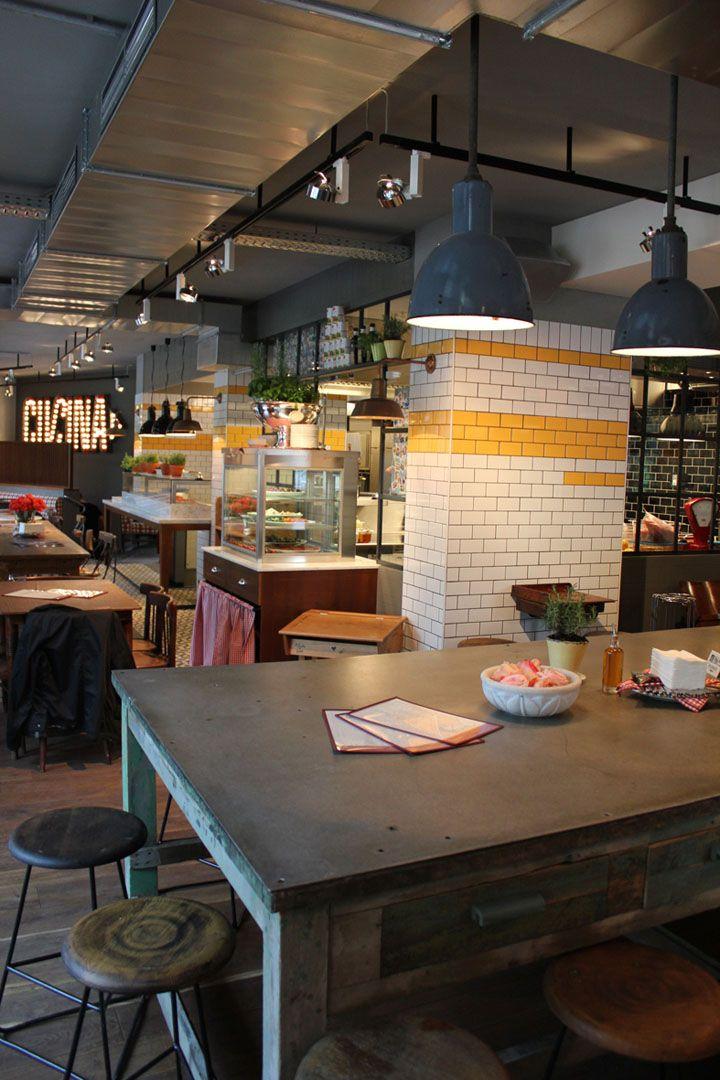 식당, 조명 and 이탈리아 음식 on Pinterest