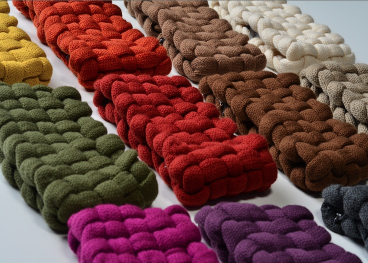Two photoshoots down, one more to go! We are getting pretty excited about showing you the new collection in a few weeks time. This season will be rather colorful :) Woven Cowl @celapiu www.celapiu.etsy.com