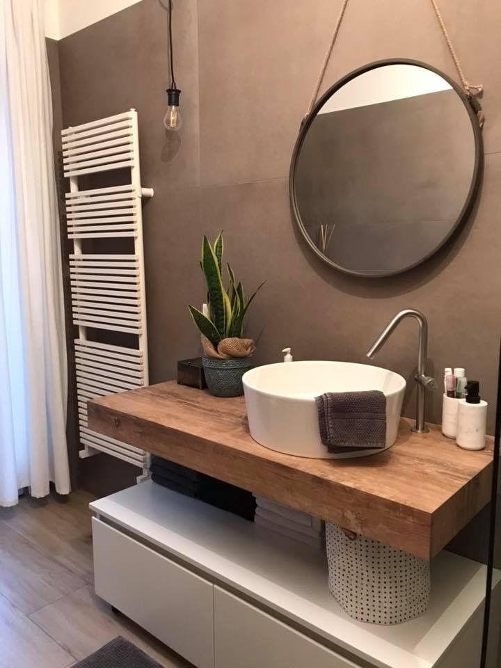 Notitle Haus Haus Notitle Idee Bagno Rustico Arredo
