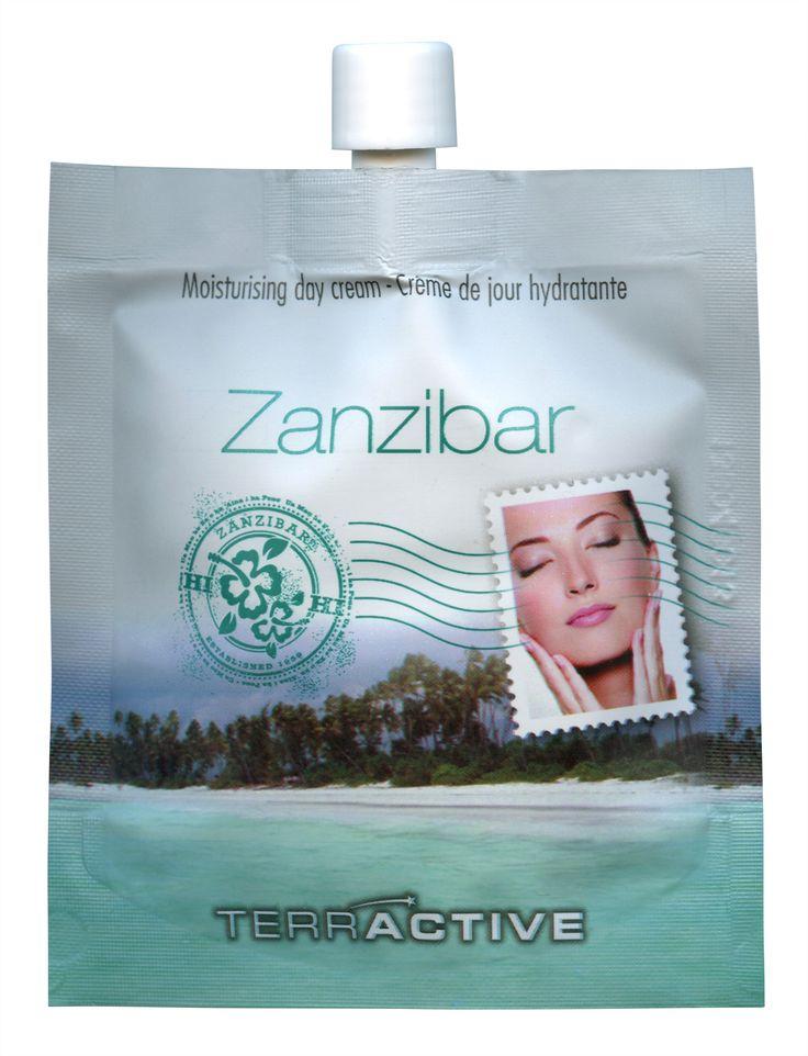 Terractive Zanzibar Zanziber Cream Day Cream