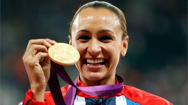 Jessica Ennis wins gold in the Women's Heptathlon. Well done Jessica. Team GBR. Add Around The Rings on www.Twitter.com/AroundTheRings & www.Facebook.com/AroundTheRings for the latest info on the #Olympics.