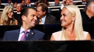 Vanessa Trump files for divorce from Donald Trump Jr  US media Latest News
