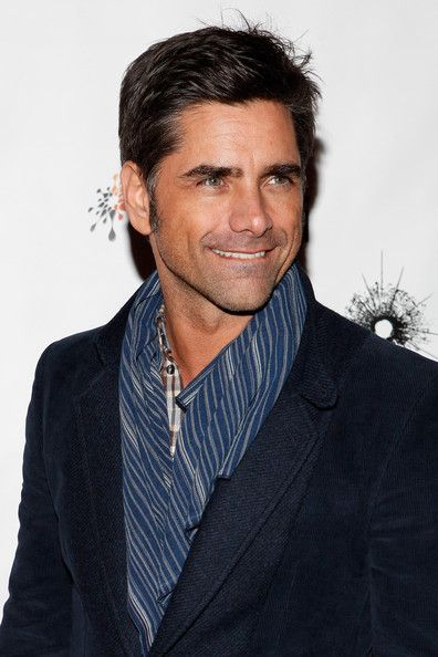 John Stamos...  Did we just become best friends?!