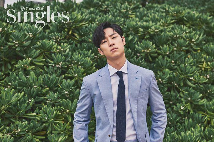 Lee Jae Hoon - Singles Korea July '16