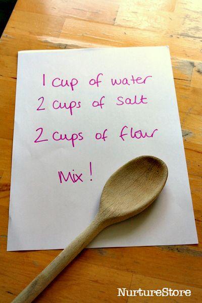 salt dough recipe                                                                                                                                                     More