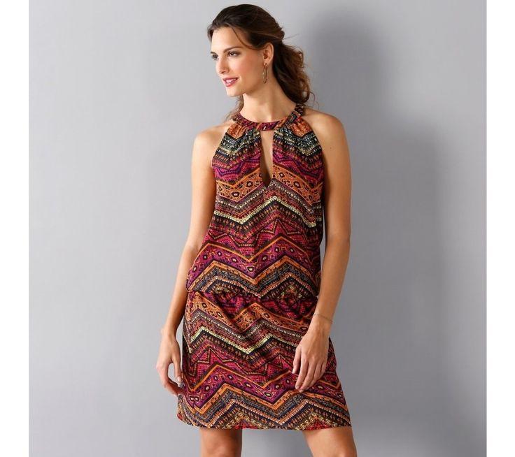 Šaty s potiskem | vyprodej-slevy.cz #vyprodejslevy #vyprodejslecycz #vyprodejslevy_cz #saty #dress