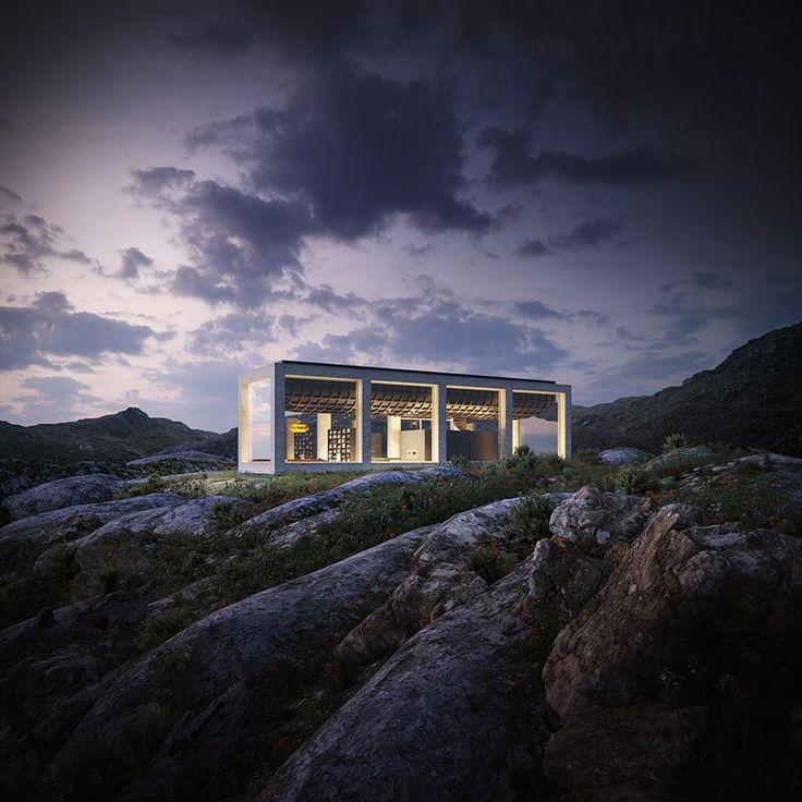Infinity House by Vladimir Konovalov
