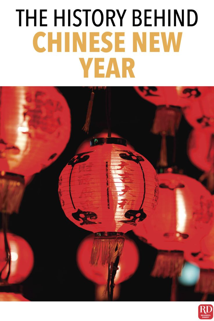The History Behind Chinese New Year in 2020 New years