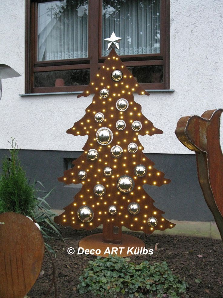 15 best Metall-Deko images on Pinterest | Deko, Decoration and Advent