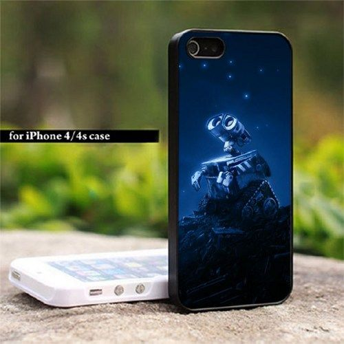 wall-e 02 For iPhone 4/4S Case   HERLIANCASE - Accessories on ArtFire
