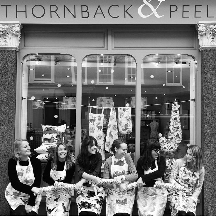 Our Rugby Street shop is open until 6pm today for last-minute gifts. We are closed 25 December until 6 January. All orders placed during this period will be processed on our return. Wishing all our customers a very Merry Christmas and a Happy New Year from everyone at Thornback & Peel.