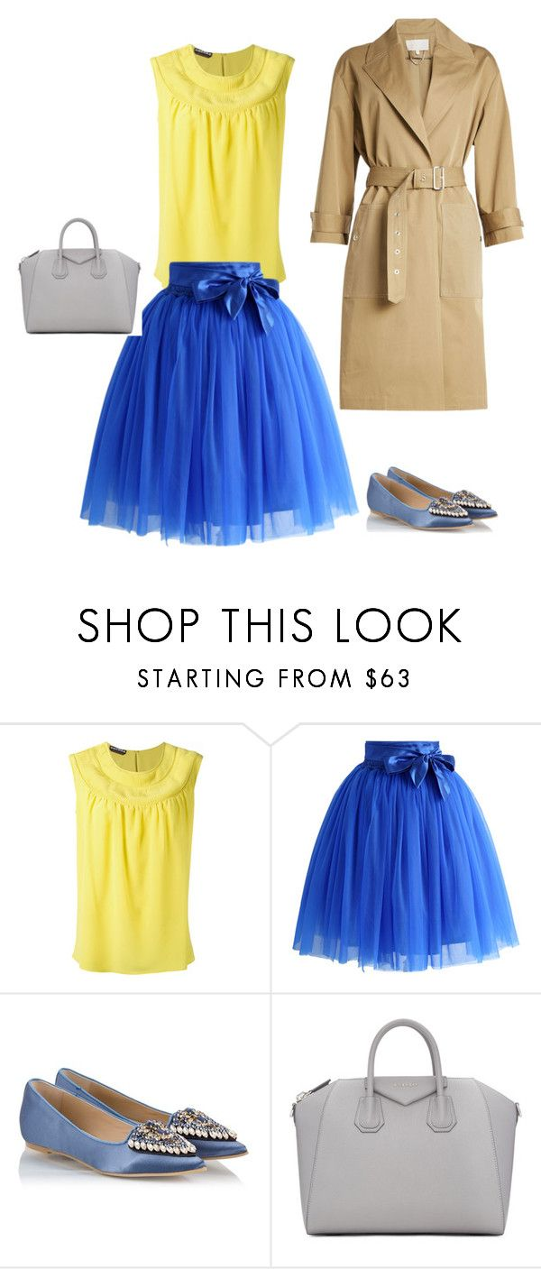 11 by asvetik on Polyvore featuring мода, Rochas, Vanessa Bruno, Chicwish, RAS and Givenchy