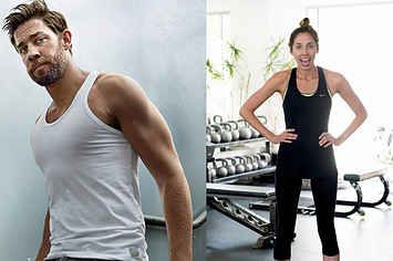 Work Out With A Celebrity Fitness Trainer