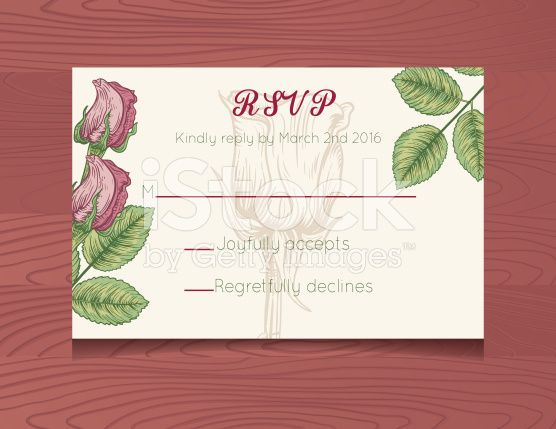 101 best Wedding Invitations templates images on Pinterest - free rsvp card template