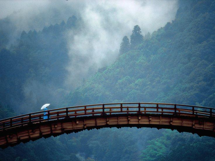 Kintai Bridge, Japan