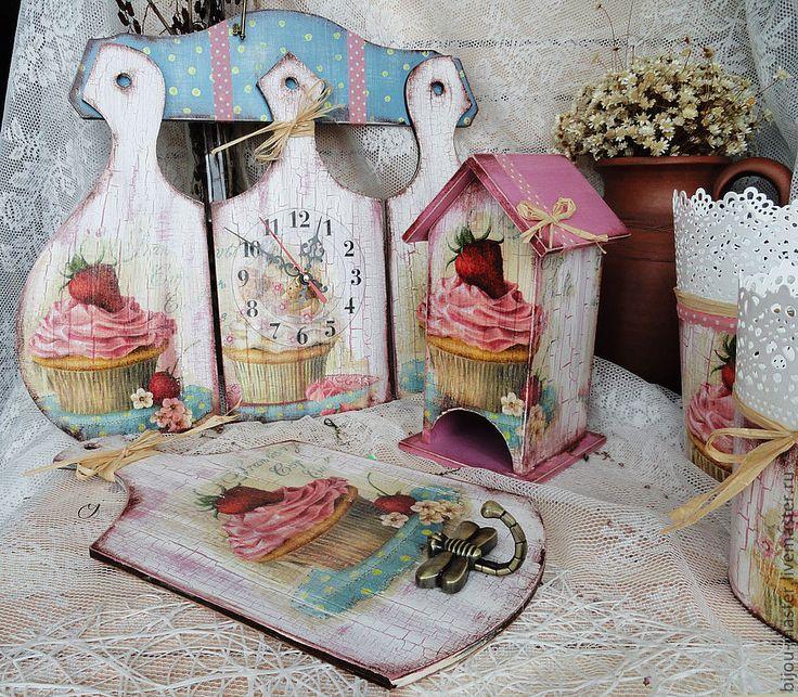 """Кухня ручной работы. Ярмарка Мастеров - ручная работа """"СЛАДОСТИ"""" - чайный домик. Handmade."""