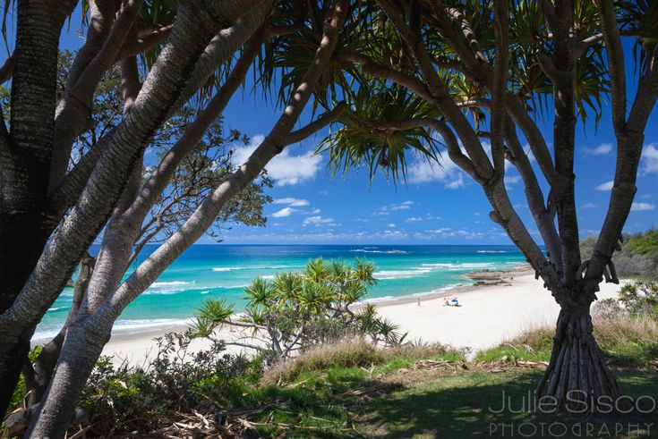 Deadmans Beach Point Lookout North Stradbroke Island. Photo by Julie Sisco #snapshotsofstraddie