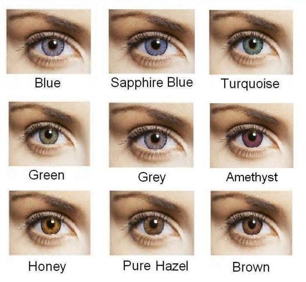 Most Comfortable And Natural Color Contacts