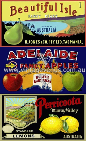adelaide fancy apples